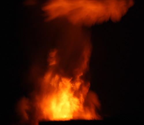 Lava-lit Plume 1