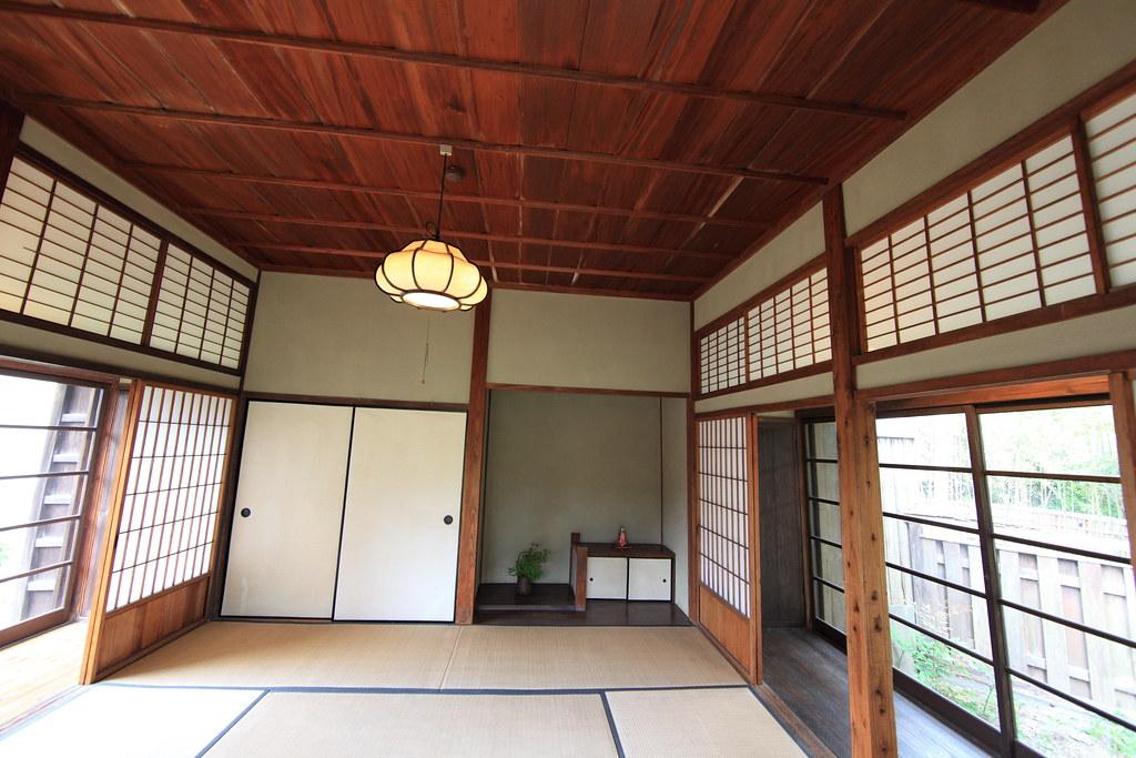 Japanese traditional style SAMURAI house / 稲葉家下屋敷(いなばけ しもやしき)