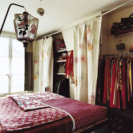 Bohemian bedroom please go to hidden in france december for Ambiance boudoir decoration