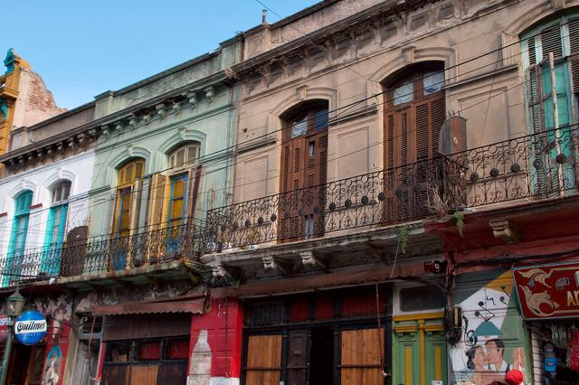 La Boca in Buenos Aires - Image by Flickr user christianhaugen