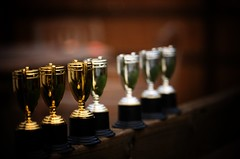 trophies photo