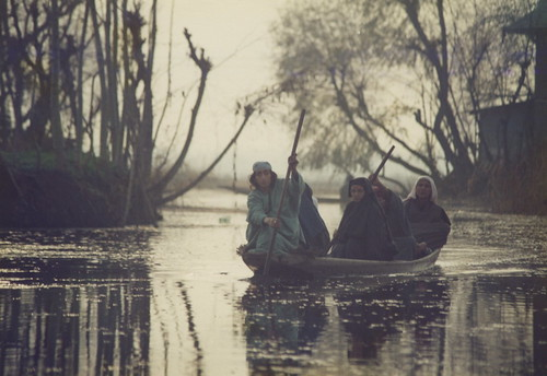 Women In A Boat