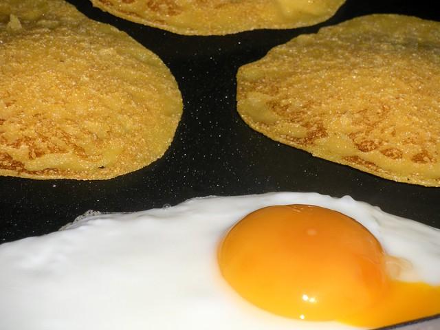 Johnny Cakes Food Network Recipe