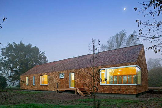 Prefab Farmhouse Design By Hudson Architects Classic Home