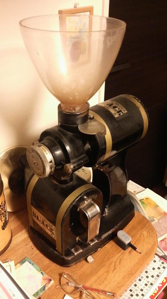 Steampunk Coffee Grinder Girlgenius Lab
