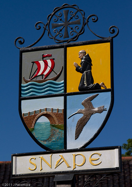 Snape Village Sign