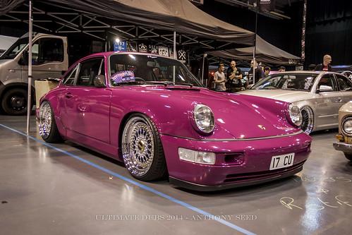 UD Indoors - Porsche 911