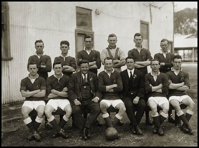 Australian Soccer Team 1924 Slsa Prg 280 1 45 190
