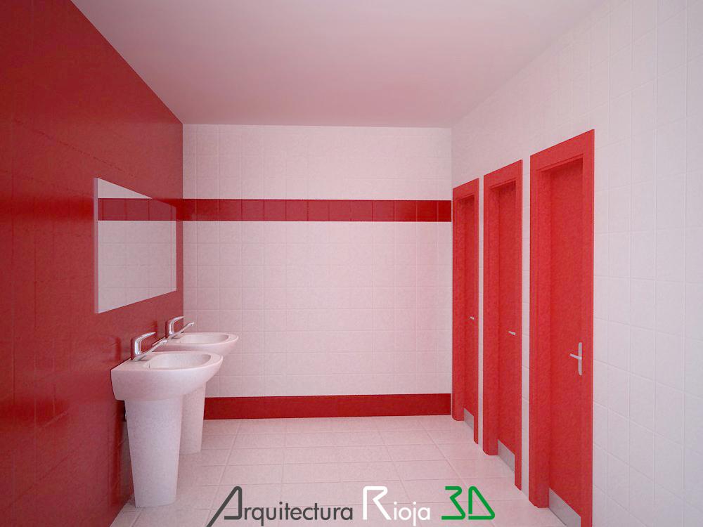 Blog arquitectura rioja3d infografias interiores de ba os for Banos interiores