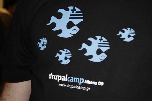 Drupal T-Shirt @nsyll