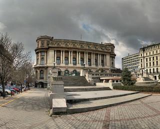 Bucarest - Cercle militaire national - 14-03-2008 - 12h59