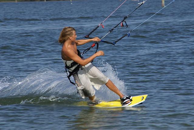 Kiteboarding Fort Myers Beach Fl