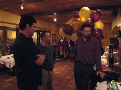 John Steinberg's Birthday Party, Kuleto's T… IMG_7979