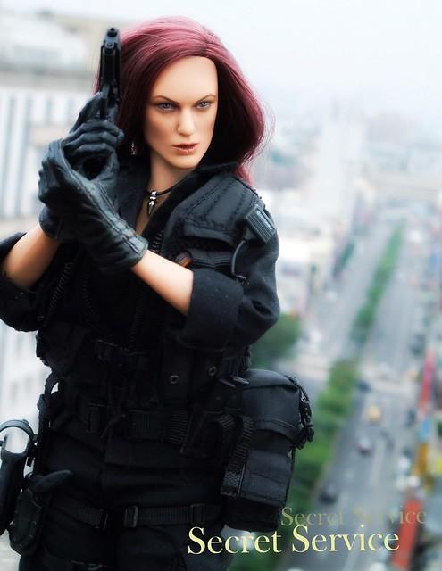 Women S Secret Toys : Hot toys secret service woman an album on flickr