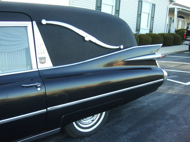 1959 Cadillac Hearse For Sale http://www.flickr.com/photos