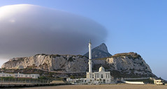 Gibraltar - Mosque at the Europa Point