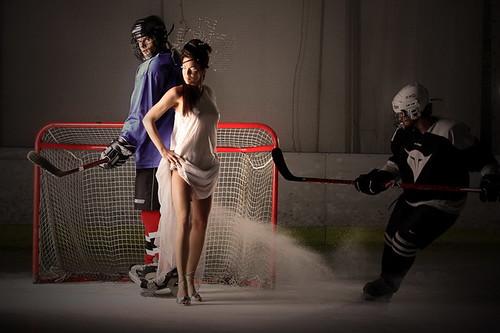 Hockey or Fashion