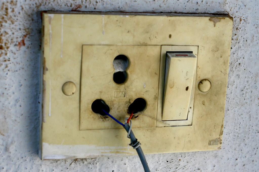 Indian plug