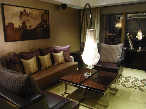 Grand Lisboa 新葡京入住飯店豪華款 (6)