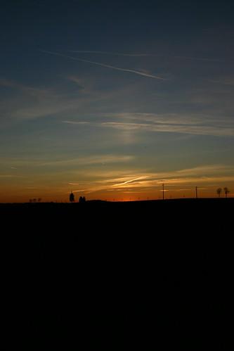 sunset pillar luxembourg luxemburg sunpillar sunsetpillar hupperdange