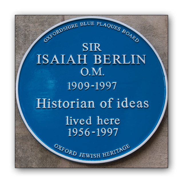 isaiah berlin 1969 four essays on liberty Buy four essays on liberty (oxford paperbacks) first edition by isaiah berlin (isbn: 9780192810342) from amazon's book store everyday low prices and free delivery on.