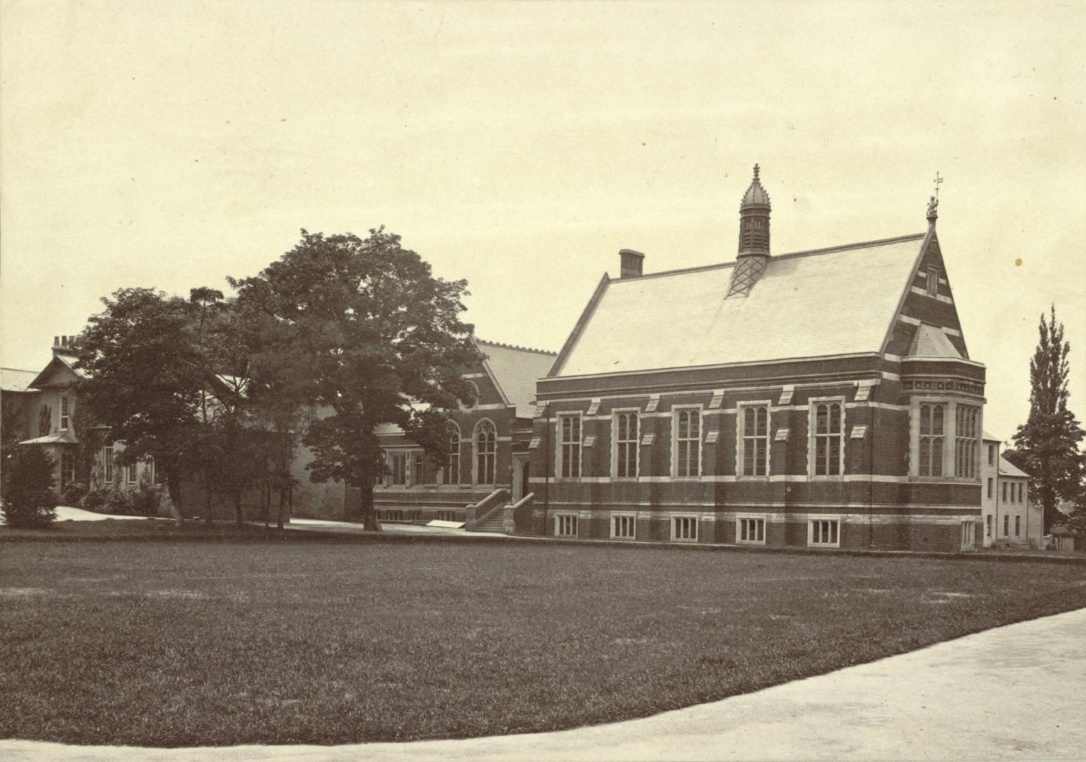 Hall, The Leys School, Cambridge