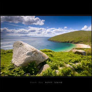 Keem Bay, Achill Island, Co. Mayo