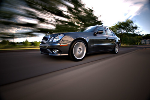 Dads 2009 Mercedes Benz E350