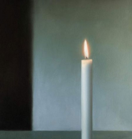 Richter Candle Gerhard Richter Candle