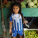Young Honduran Football Fan - La Esperanza, Honduras