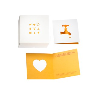 Wedding Favor Card packs