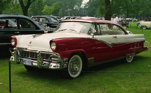 All Of Craigslist 1956 Fairlane | Autos Post