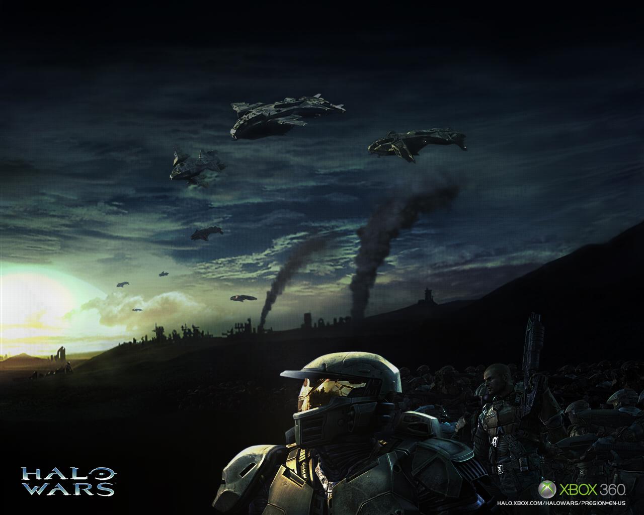 Halo wars wallpapers - Wallpaper halo wars ...