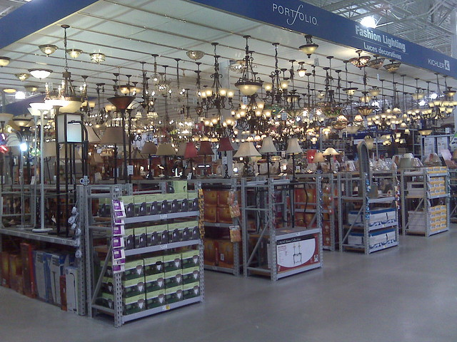 Lowes Home Improvement Warehouse Store Of N Charleston