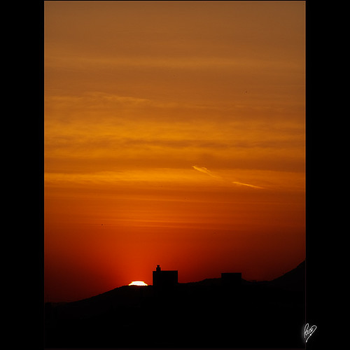 sunset red sky orange sun primavera sol landscape atardecer spring rojo dusk paisaje explore cielo naranja 2009 ocaso ltytr2 ltytr1 pacoct