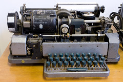 Bletchley Park - Creed Teleprinter