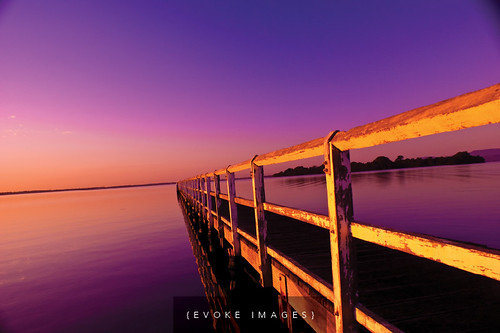 sky lake water sunrise geotagged berkeley jetty australia images newsouthwales southcoast evoke illawarra abigfave mathewsacco geo:lat=34484981 geo:lon=150845976