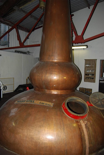 Wash Still -Bladnoch Distillery