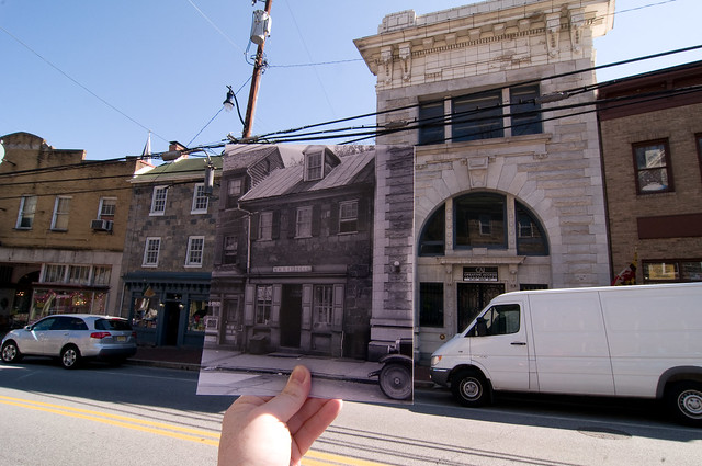 Looking Into the Past: 8133 Main Street, Ellicott City, MD