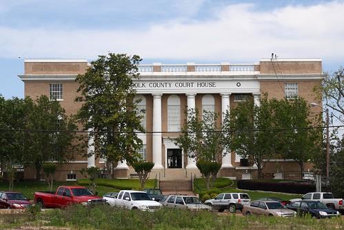 usa building geotagged texas unitedstates courthouse smalltown livingston easttexas polkcounty geo:lat=3070951812 geo:lon=9493351894