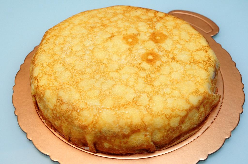 喜師傅果子工坊-蕾雅起司千層蛋糕