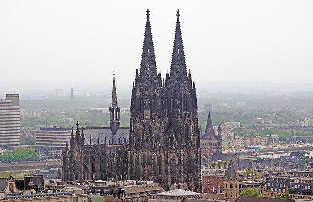 Cologne Cathedral Drawing Cologne Cathedral