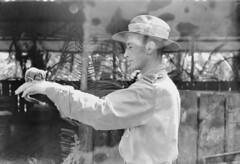 'Ferdie', the Pygmy Flying Phalanger, 1945