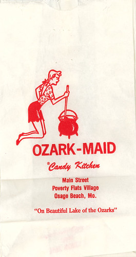 Ozark Maid Candy Kitchen Bag