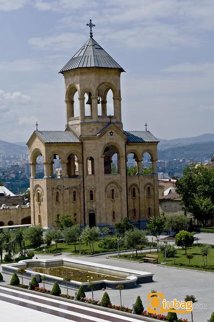 Zabytki Tbilisi