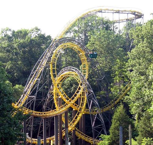 I went on the most badass rollercoaster yesterday pip - Busch gardens florida resident pass ...