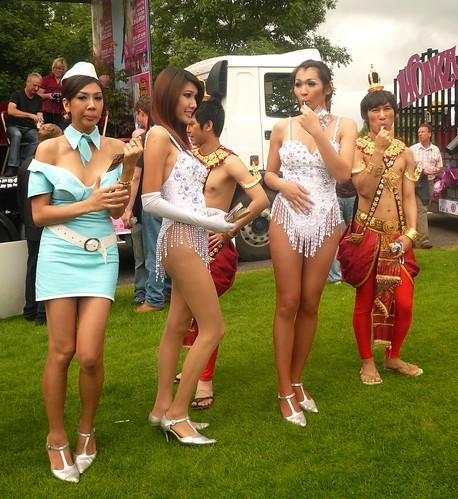 edinburgh fringe 2009: Ladyboys of Bangkok