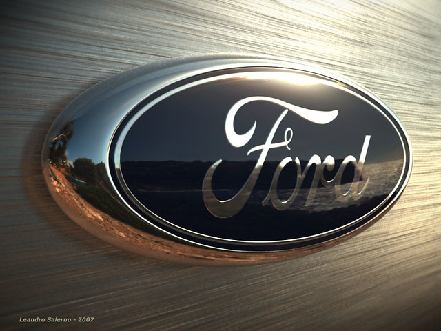 Ray Price Ford >> Ford Logo 3D Model .max .obj .3ds .fbx - CGTrader.com