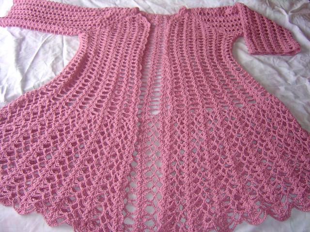 Crochet Duster Free Pattern Free Patterns For Crochet