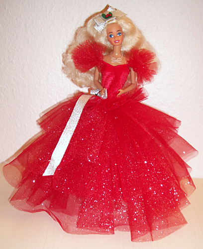 Happy Holiday Barbie 1988 | Flickr - Photo Sharing!